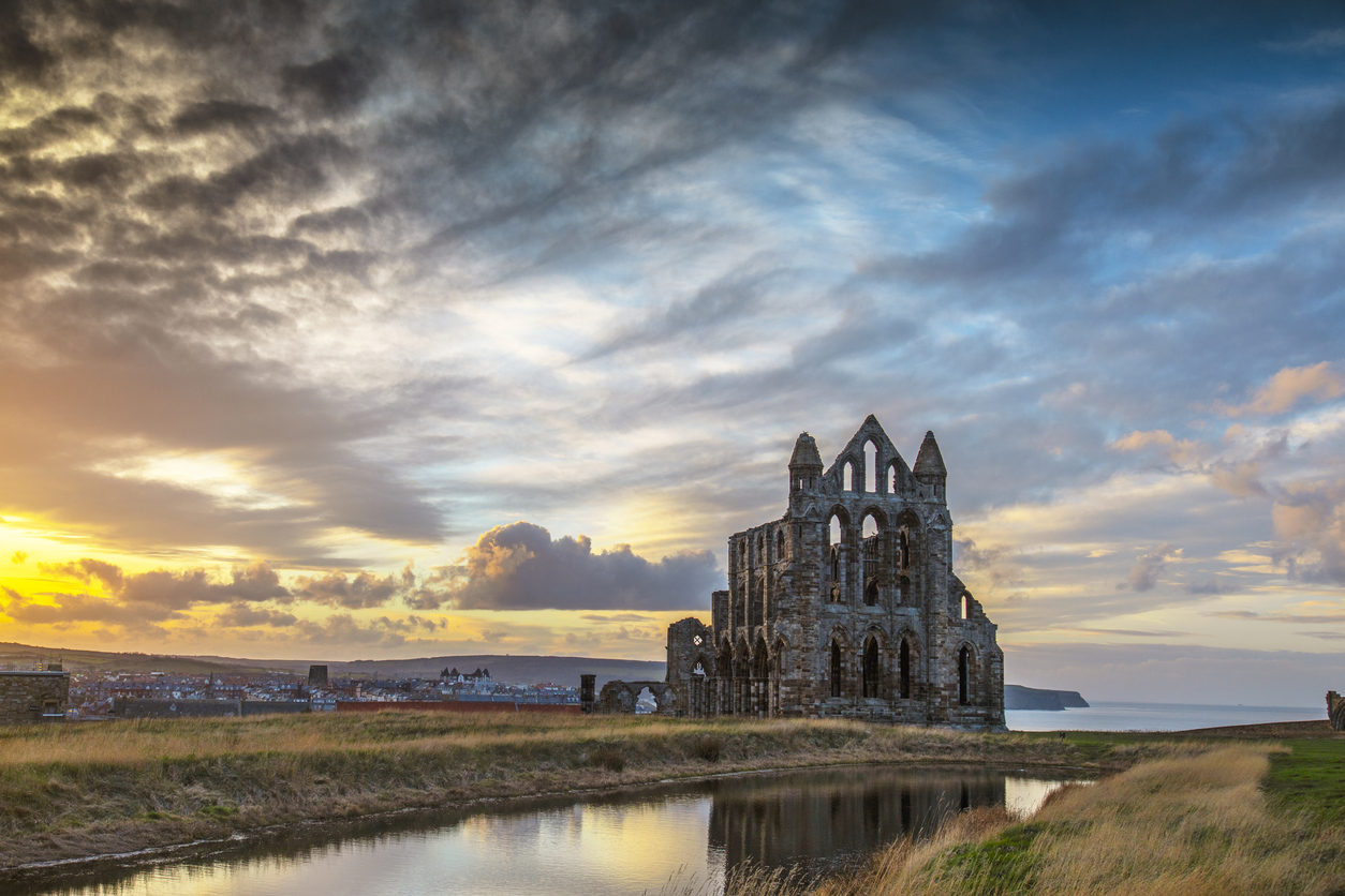 Things to do in Whitby, Whitby Abbey