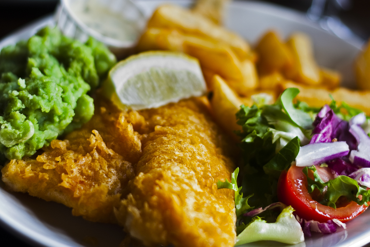 Whitby Fish and Chips