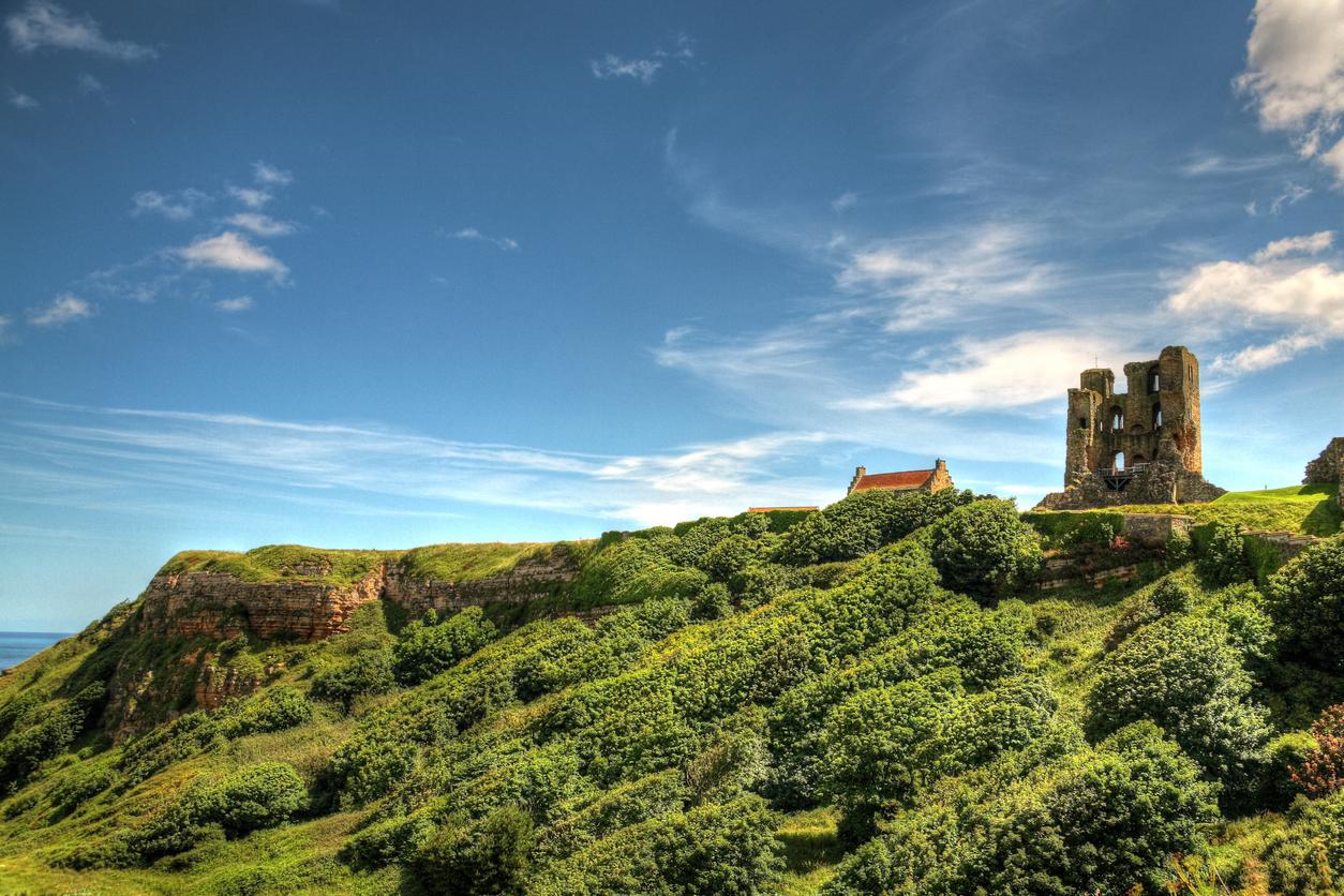 Castles in Yorkshire